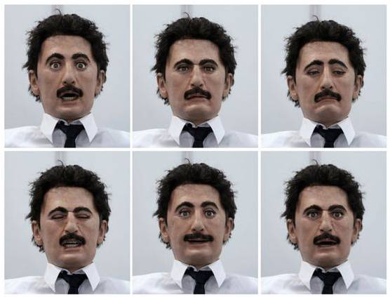 Reading Faces for Spotting Emotions