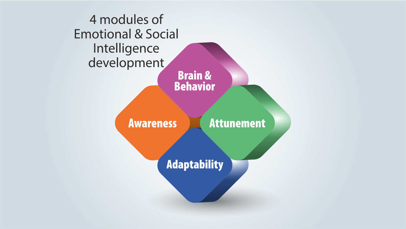 Visual of 2.a's Q5 - Can 'Emotional & Social Intelligence' be developed