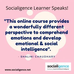 Ms. Shalini Chaudhary Testimonial