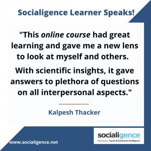 Kalpesh Thacker Testimonial